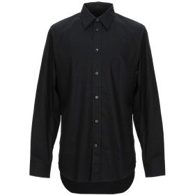 《送料無料》MARC JACOBS メンズ シャツ ブラック 52 コットン 100%