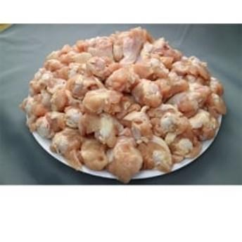 【福岡ブランド認定】博多水炊きセット・鶏手羽3kg(500g×6パック)特製ポン酢付き(2袋)