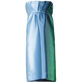 《期間限定 セール開催中》JE SUIS LE FLEUR レディース ミニワンピース&ドレス スカイブルー S ポリエステル 100%