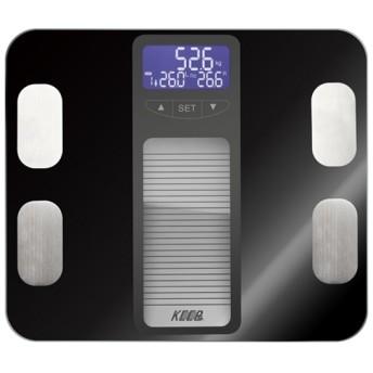 マクロス MEHR-37 KEEPs ボディーバランス体組成計 体脂肪計・体重計
