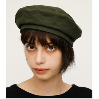 【SLY:帽子】COTTON BERET