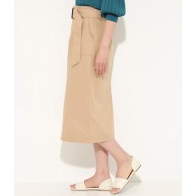 その他スカート - ViS ハイウエストタイトスカート