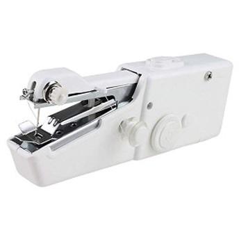 電動ハンドミシン コンパクトミシン 家庭用 小型 ミシン 手作り 縫い物 縫製 簡単操作