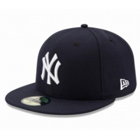 ニューエラ(NEW ERA)59FIFTY MLB オンフィールド ニューヨーク・ヤンキース ゲーム 11449355 (Men's)