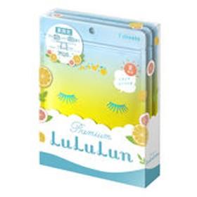 【数量限定】フェイスマスク lululun(ルルルン)プレミアムルルルン フレッシュシトラスの香り 7枚×3包 グライド・エンタープライズ