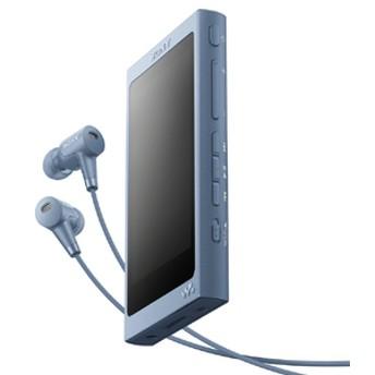SONYデジタルオーディオプレーヤー(16GB)ウォークマンAシリーズムーンリットブルーNW-A45HN L