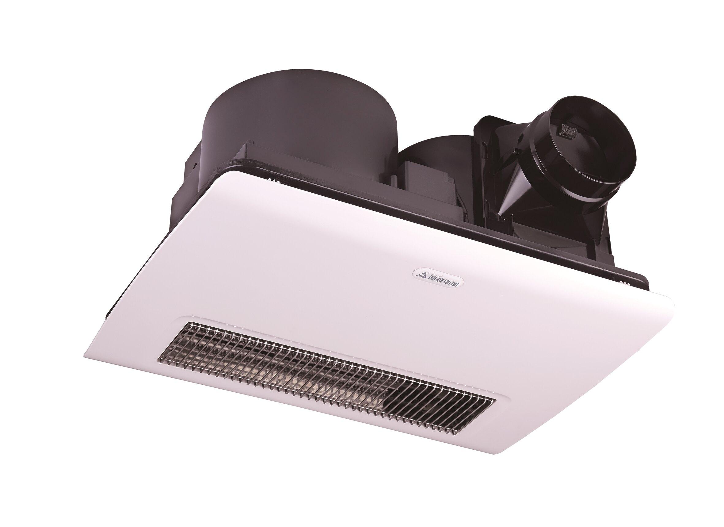 阿拉斯加浴室暖風乾燥機(遙控)/968SRN/220V