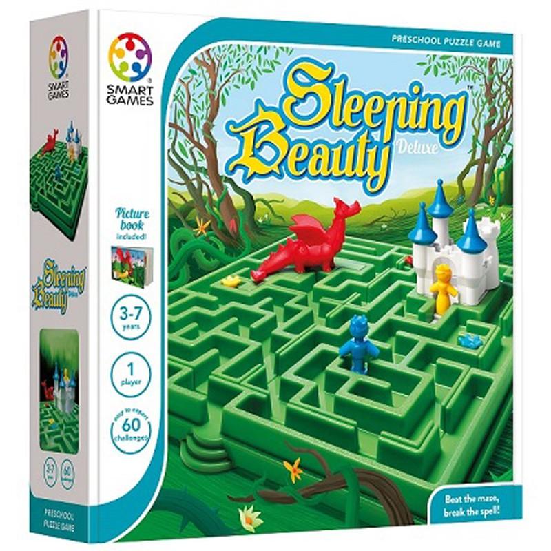 和誼 【Smart Games】睡美人 (23269) 4713482014224【童書繪本】