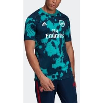 アーセナルFC ホームプレマッチシャツ