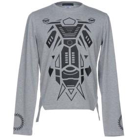 《セール開催中》FRANKIE MORELLO メンズ T シャツ グレー S コットン 100%