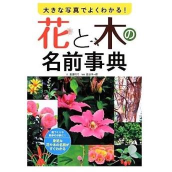 大きな写真でよくわかる!花と木の名前事典/金田初代【文】,金田洋一郎【写真】