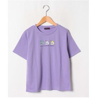Lovetoxic 3パッケージTシャツ(ラベンダー)【返品不可商品】