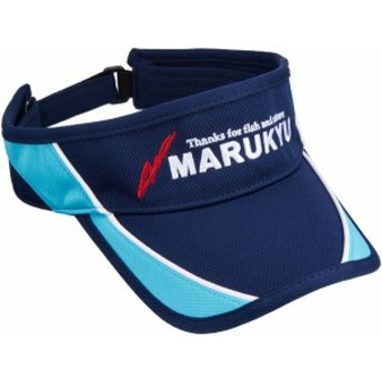 マルキュー(MARUKYU) サンバイザー 03 ネイビー. 14482