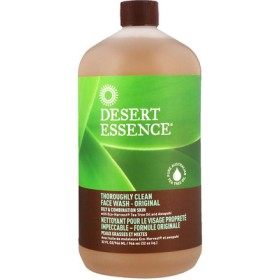 すっきり、きれいに洗うフェイスウォッシュ - オリジナル、オイリー&混合肌用、32液量オンス(946 ml)