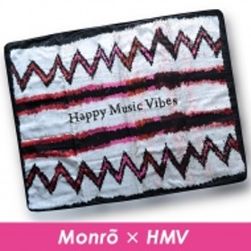 HMVフェスグッズ/Monro Leisurerug Large (Hmvver)