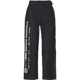 《セール開催中》MM6 MAISON MARGIELA レディース パンツ ブラック L 100% コットン