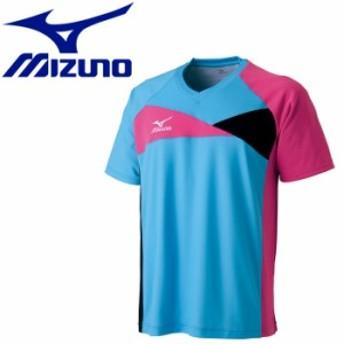 【メール便対応】ミズノ 卓球 ドライサイエンスゲームシャツ メンズ レディース 82JA550021