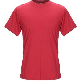 《セール開催中》ALTERNATIVE メンズ T シャツ レッド S コットン 100%