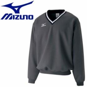 ミズノ テニス スウェットシャツ メンズ レディース A75LM25008