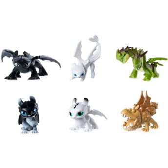 ヒックとドラゴン ミステリーパック(種類ランダム全14種)