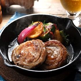 種子島産黒豚島安納ロールステーキ 精肉