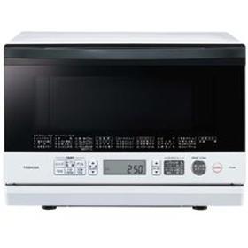 角皿式スチームオーブンレンジ「石窯オーブン」23L グランホワイト ER-S60-W