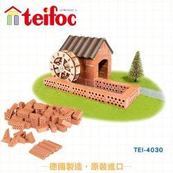 【德國teifoc】益智磚塊建築玩具-TEI4030