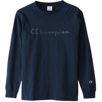 ロングスリーブTシャツ 19FW ベーシック チャンピオン(C3-N419)【5400円以上購入で送料無料】