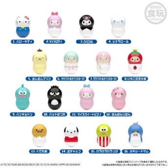 クーナッツ SANRIO CHARACTERS【種類ランダム】【お菓子】