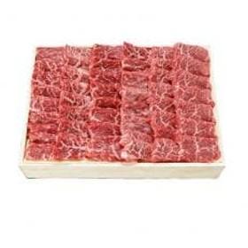 倉石牛モモ肉600g(すきやき用)