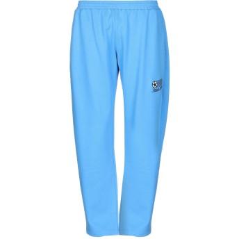 《セール開催中》GOSHA RUBCHINSKIY メンズ パンツ アジュールブルー M コットン 100%