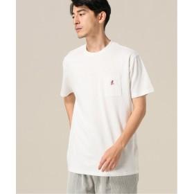 【30%OFF】 エディフィス GRAMICCI / グラミチ ONE POINT Tシャツ メンズ ホワイト XL 【EDIFICE】 【セール開催中】
