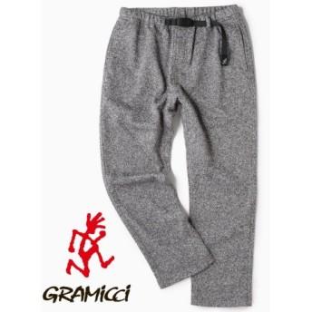 (SHIPS/シップス)GRAMiCCi: 別注 ジャストレングス 裏起毛 フリース パンツ/メンズ グレー 送料無料