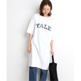 イエナ GOOD WEAR YALE ワンピース◆ レディース ホワイト フリー 【IENA】