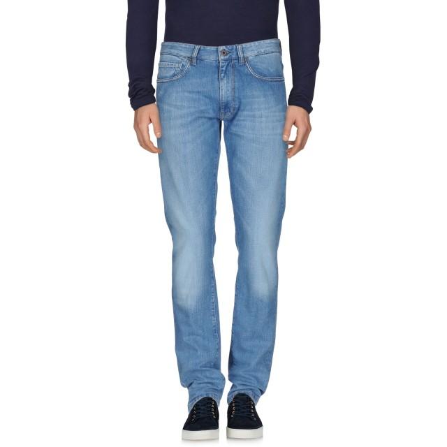 《期間限定 セール開催中》INCOTEX メンズ ジーンズ ブルー 30 コットン 98% / ポリウレタン 2%