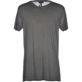 《セール開催中》BELSTAFF メンズ T シャツ スチールグレー XL コットン 100%