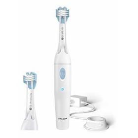 クールシャ 3方向同時 電動歯ブラシ ホワイト IPX7完全防水 CS-0001WH