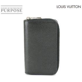 新同 ルイ ヴィトン LOUIS VUITTON タイガ ジッピー コインパース コインケース 小銭入れ レザー アルドワーズ M32832