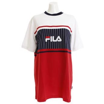 【Super Sports XEBIO & mall店:トップス】切替 BIG Tシャツ FL5443-01