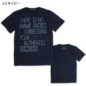 【20%OFF】 ネクストウォール メンズ 半袖 Tシャツ アメカジプリント メンズ ネイビー LL 【NEXT WALL】 【タイムセール開催中】