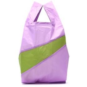 (GALLERIA/ギャレリア)スーザンベル エコバッグ SUSAN BIJL トートバッグ UNTITLED The New Shoppingbag M 53193-2-00911/ユニセックス パープル