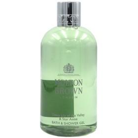 モルトンブラウン MOLTON BROWN デューイ リリー オブ ザ バリー バス&シャワージェル 300ml DEWY LILY OF THE VALLEY BATH&SHOWER GEL