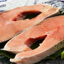 【上野物產】鮮美智利頂級鮭魚切片 (250g±10%/片) x16片