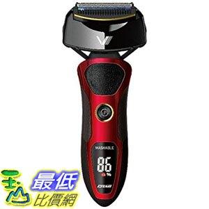 [106東京直購] IZUMI 泉精器製作所 VIDAN 4刀頭電動刮鬍刀 IZF-V86-R 紅色 100-240V