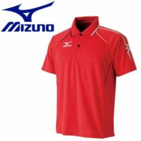 メール便対応 ミズノ 卓球 ドライサイエンス ゲームシャツ メンズ レディース 82JA501062