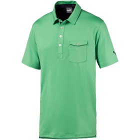 【プーマ公式通販】 プーマ ゴルフ ドニゴール ポロシャツ メンズ Irish Green  PUMA.com