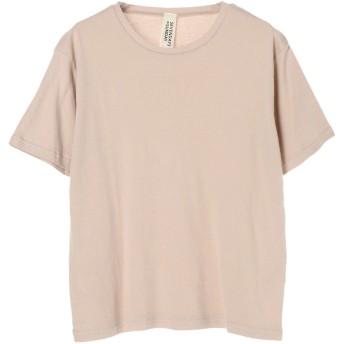 【6,000円(税込)以上のお買物で全国送料無料。】ベーシックTシャツ●