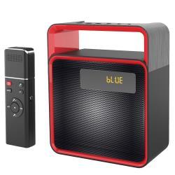 大聲公樂天型無線式多功能行動音箱/喇叭