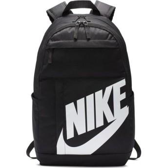 [NIKE]ナイキ エレメンタル バックパック (BA5876)(082) ブラック/ブラック/(ホワイト)[取寄商品]