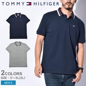 TOMMY HILFIGER トミーヒルフィガー ポロシャツ クラシックステッチ ポロ DM0DM05509 メンズ